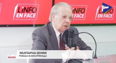 Sehimi invité de l'Info en Face