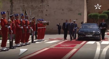S.A.R. le Prince Héritier Moulay El Hassan préside à Meknès l'ouverture de la 14e édition du SIAM