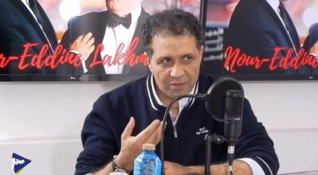 Studio Zèbres avec Nour-eddine Lakhmari (1ère partie)