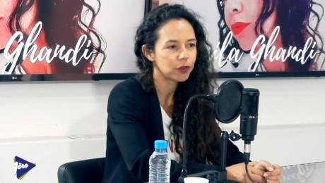 Studio Zèbres avec Leila Ghandi