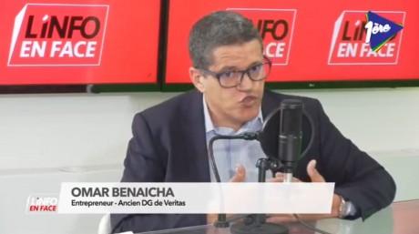 Omar Benaicha, invité de l'Info en Face