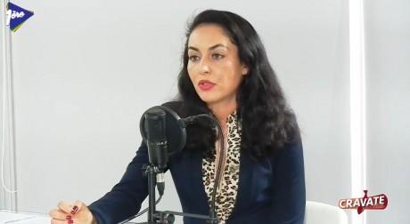 Cravate Club Climat des affaires avec Maître Nesrine Roudane