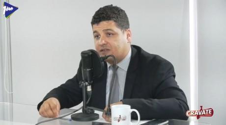 Cravate Club Assemblée Générale avec El Mehdi Fakir