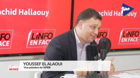 Youssef El Alaoui, invité de L'Info en Face