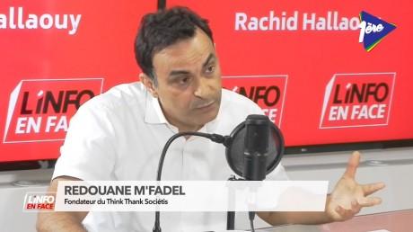 Redouan M'fadel, invité de l'Info En Face spécial MTF 2019