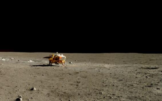 Du Made in China sur la lune